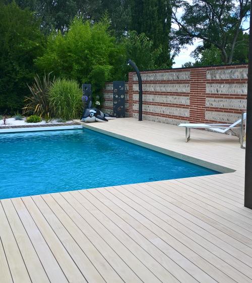 Terrassement piscine Toulouse