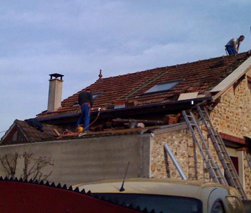 """Rénovation de toiture """"La maison des travaux balma 31130"""""""