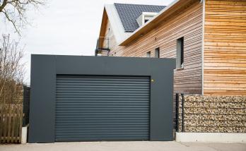 Porte de garage sectionnelle motorisée sur Balma 31130