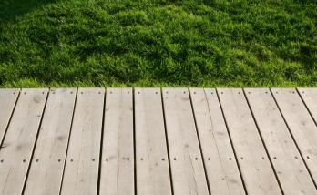 Terrasse en bois sur la commune de Castanet Tolosan 31520